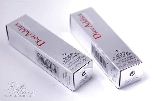 Dior Addict Lipstick Summer 2013 Passionnee & Exotique