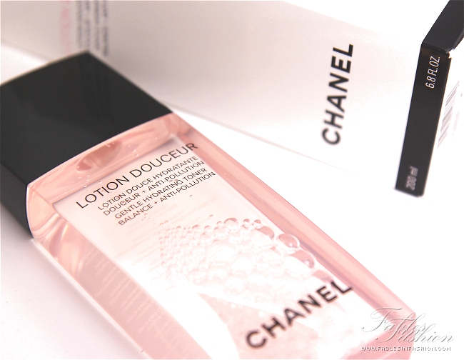 Chanel Lotion Douceur