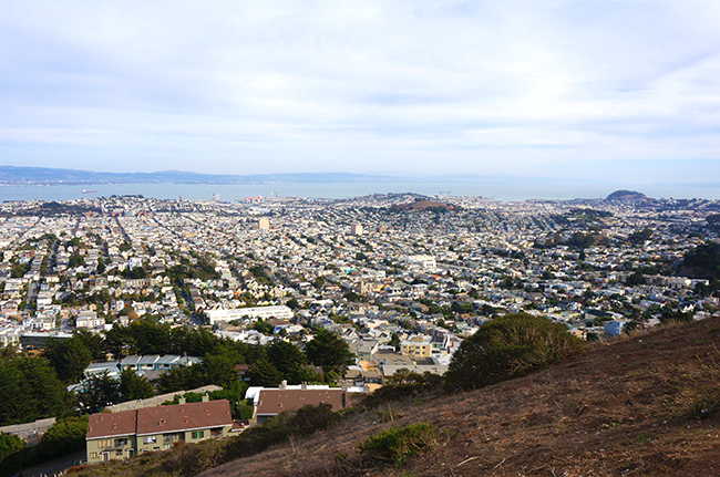 Fables in USA ~ San Francisco