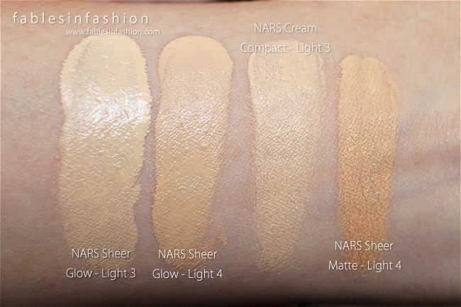 NARS Radiant Cream Compact Foundation