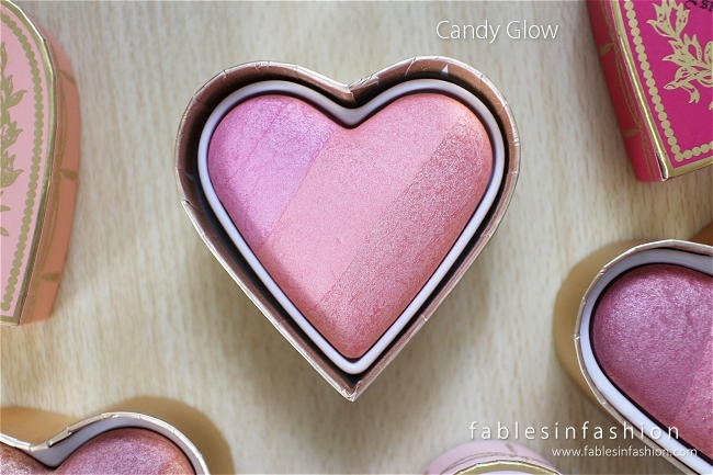 Too Faced Hearts for Valentines