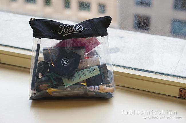Travel Makeup Bag Essentials + More