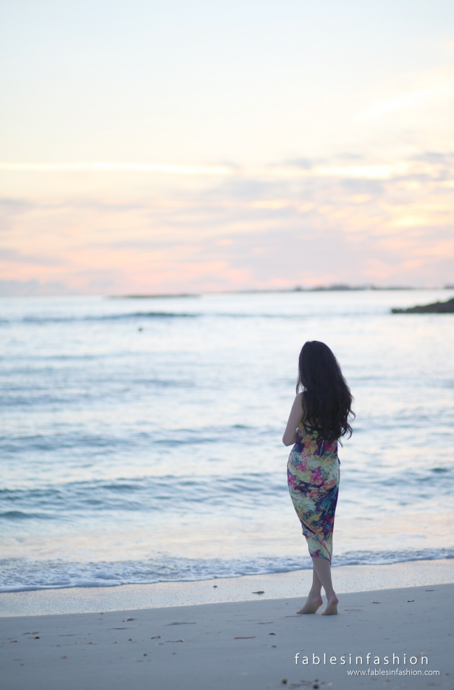 OOTD ~ Sunrise in the Bahamas