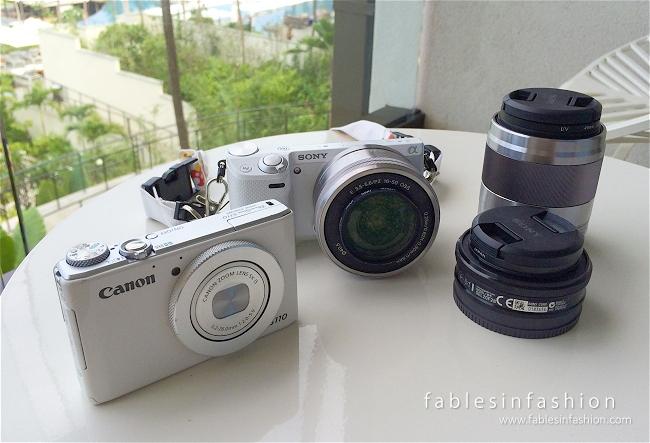 Travel Camera Gear