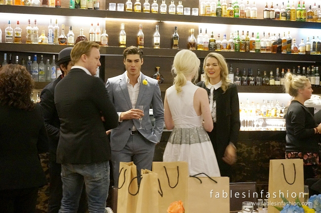 Melbourne Spring Fashion Week 2014 Influencer Luncheon