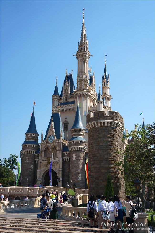 Tokyo Disneyland's Cinderella Palace