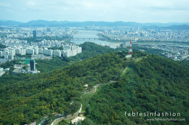 South Korea ~ N Seoul Tower