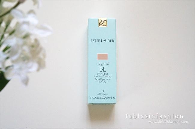 Estee Lauder Enlighten Even Effect Skintone Corrector SPF 30