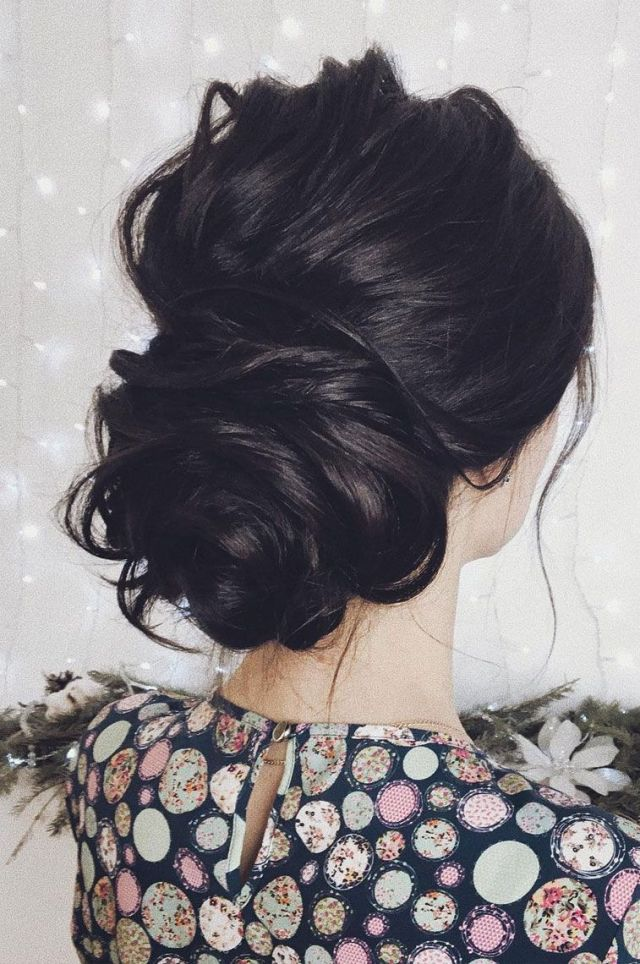 the most romantic bridal updos wedding hairstyles - fabmood