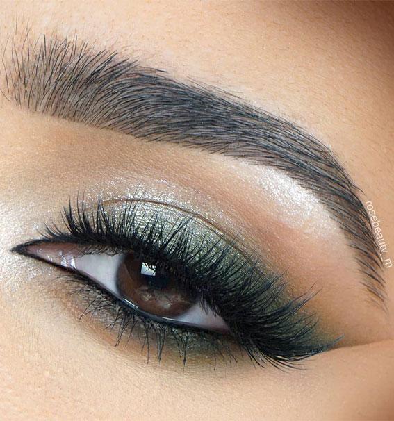 Best Eye Makeup Looks For 2021 Green