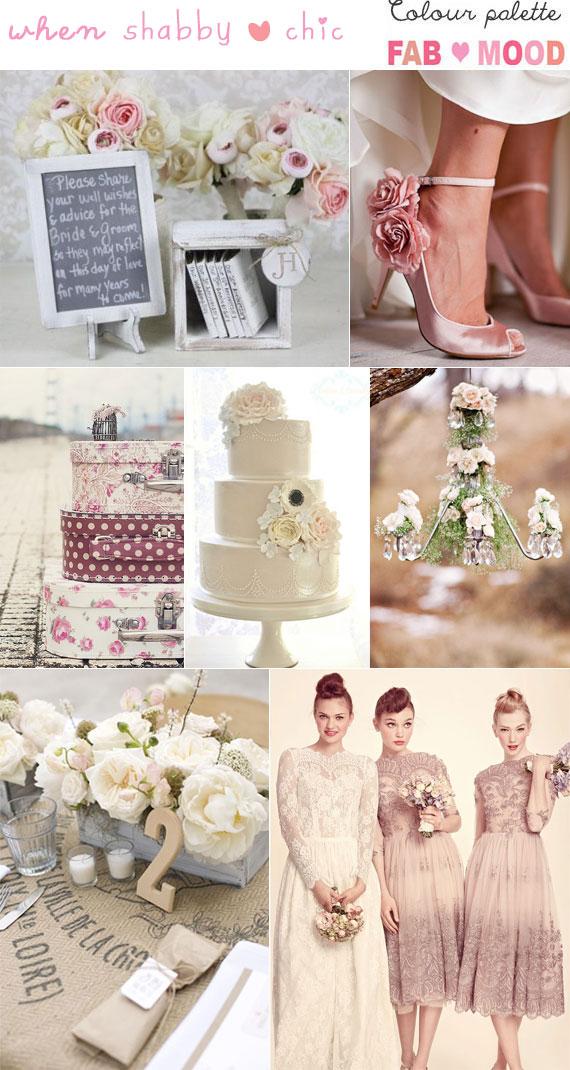Shabby chic wedding ideas Chic weddings Ideas