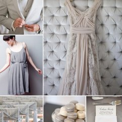 Blush Chair Sashes Massage Cushion For Grey Wedding Colour Palette 1 - Fab Mood | Colours, Themes, Palettes