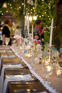 for the table vintage wedding reception 1 - Fab Mood ...