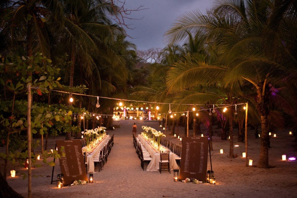 Beach Theme Wedding Decoration 15
