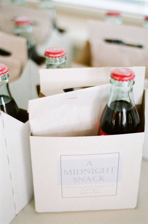 Inexpensive Wedding Favors Ideas Make