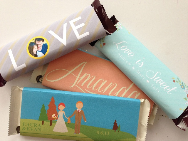 Unique And Inexpensive Wedding Favors