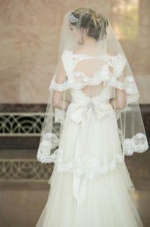 bridal veils, headpieces