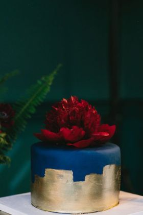 12 Pretty Wedding Cakes With Peony Amp Floral Decorations