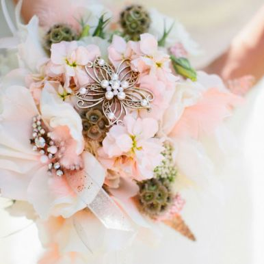 Brooch Bouquet,bridal bouquet,wedding bouquet