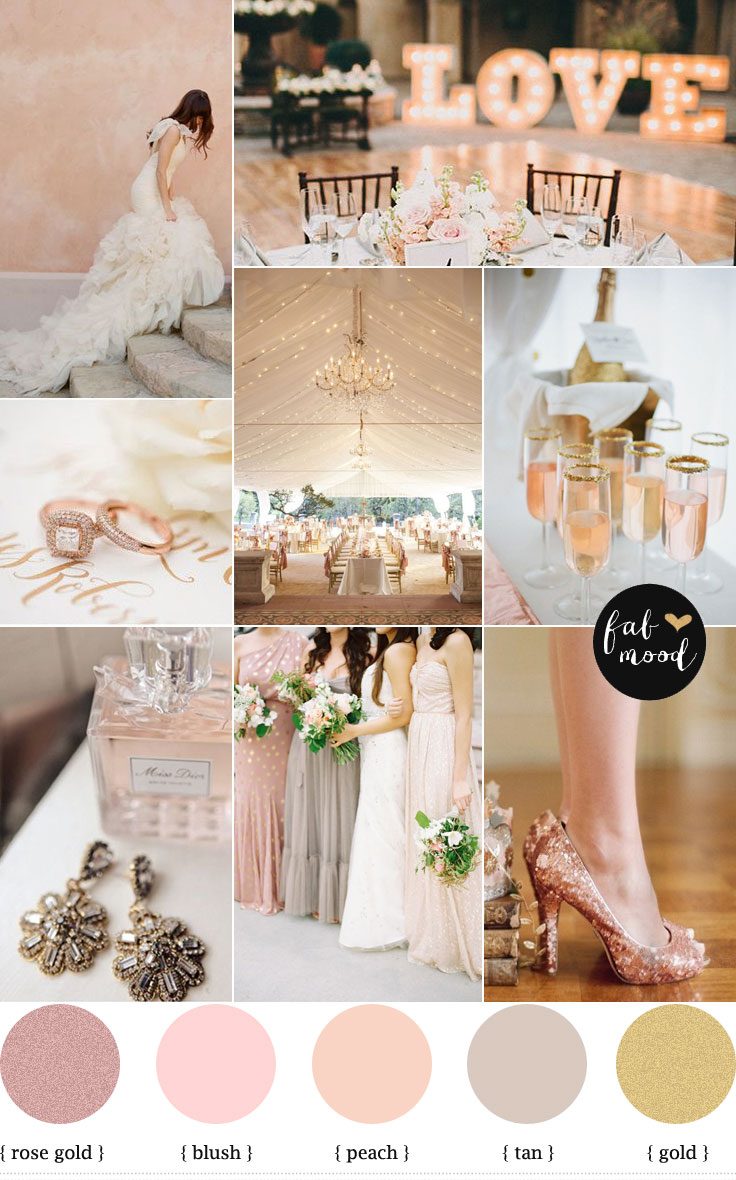 Autumn Wedding Party Favors