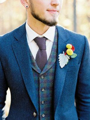 blue wedding ideas | fabmood.com