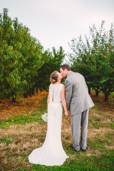 Fall Wedding in The Peach Orchard-51