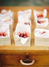 Fruits wedding favor   Cozy and Intimate Rustic Wedding   Photography : yuriyatel.com   read more: fabmood.com