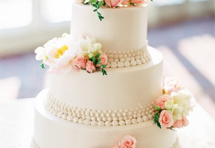 Beautiful Wedding Cakes To Inspire You For An Unforgettable Wedding