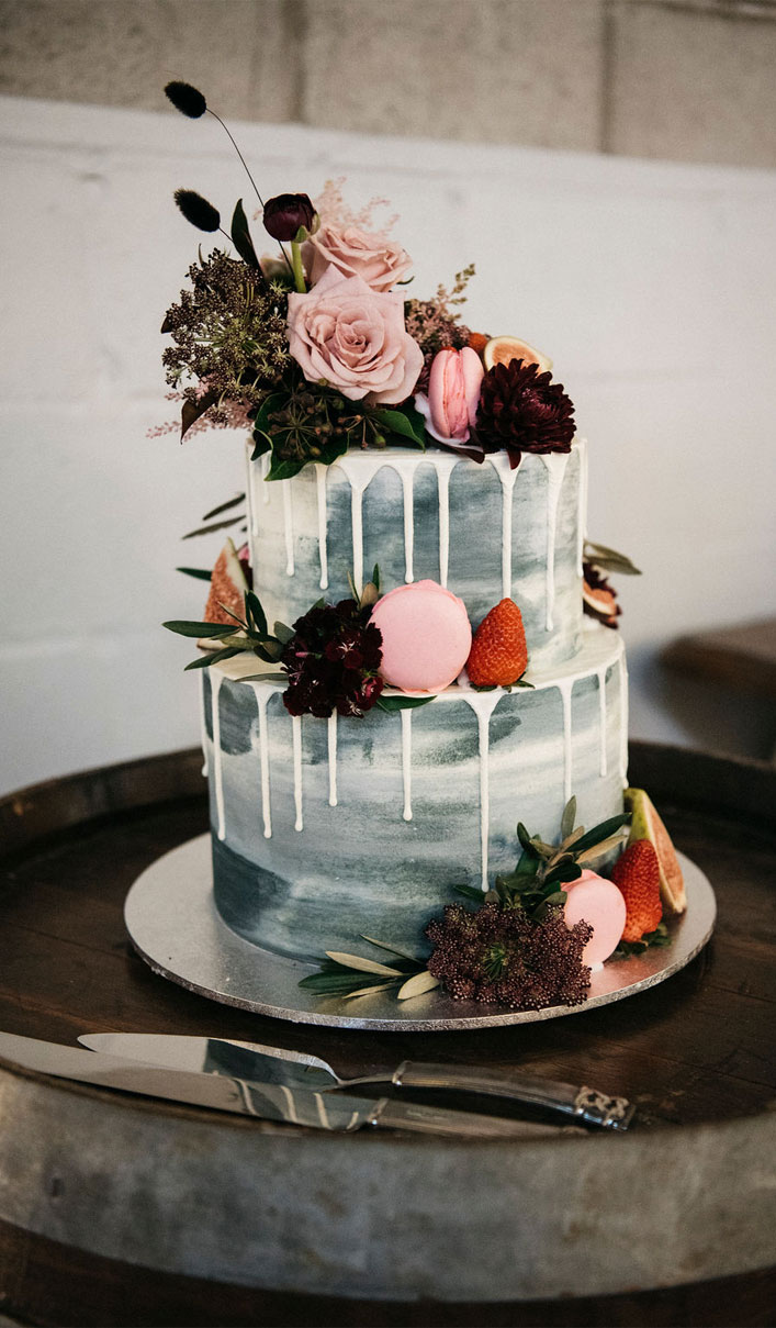 The Perfect Autumn Wedding Cake Ideas Wedding Cakes