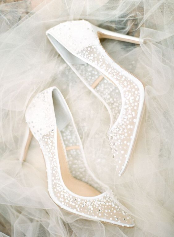 22 wedding shoes for bride - bride heels #weddingshoes #weddingheels #heels #shoes high heels
