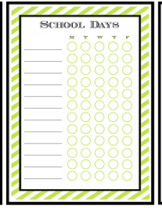 Free printable chore charts also for kids fab   rh fabnfree