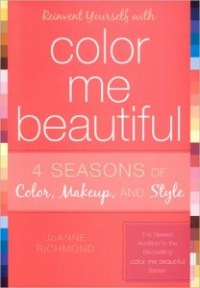 Reinvent Yourself With Color Me Beautiful - Fab Over 40