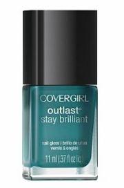 covergirl outlast nail polish