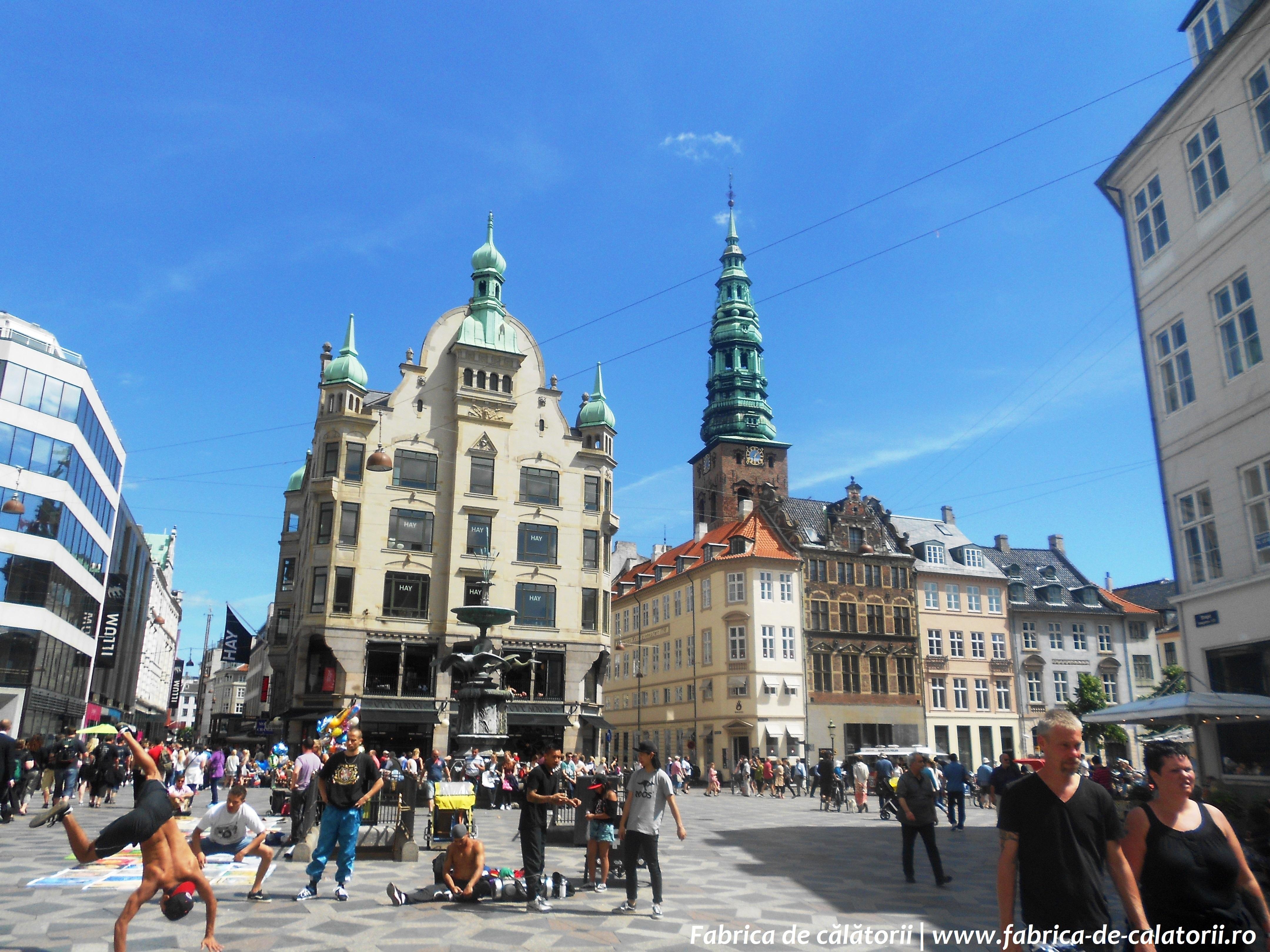 Copenhaga centru