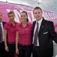 Wizz Air – 15 milioane de pasageri în 12 luni