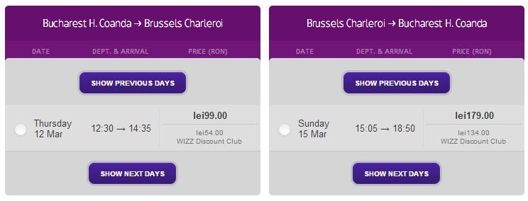Bruges Wizz Air