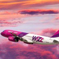 Reducere de 20% la toate zborurile Wizz Air (Wizz Discount Club)