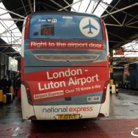 Cum ajungi de la aeroportul din Luton în Londra?