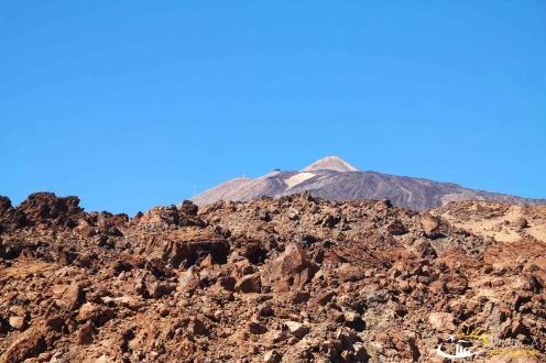 Vulcanul Teide Tenerife