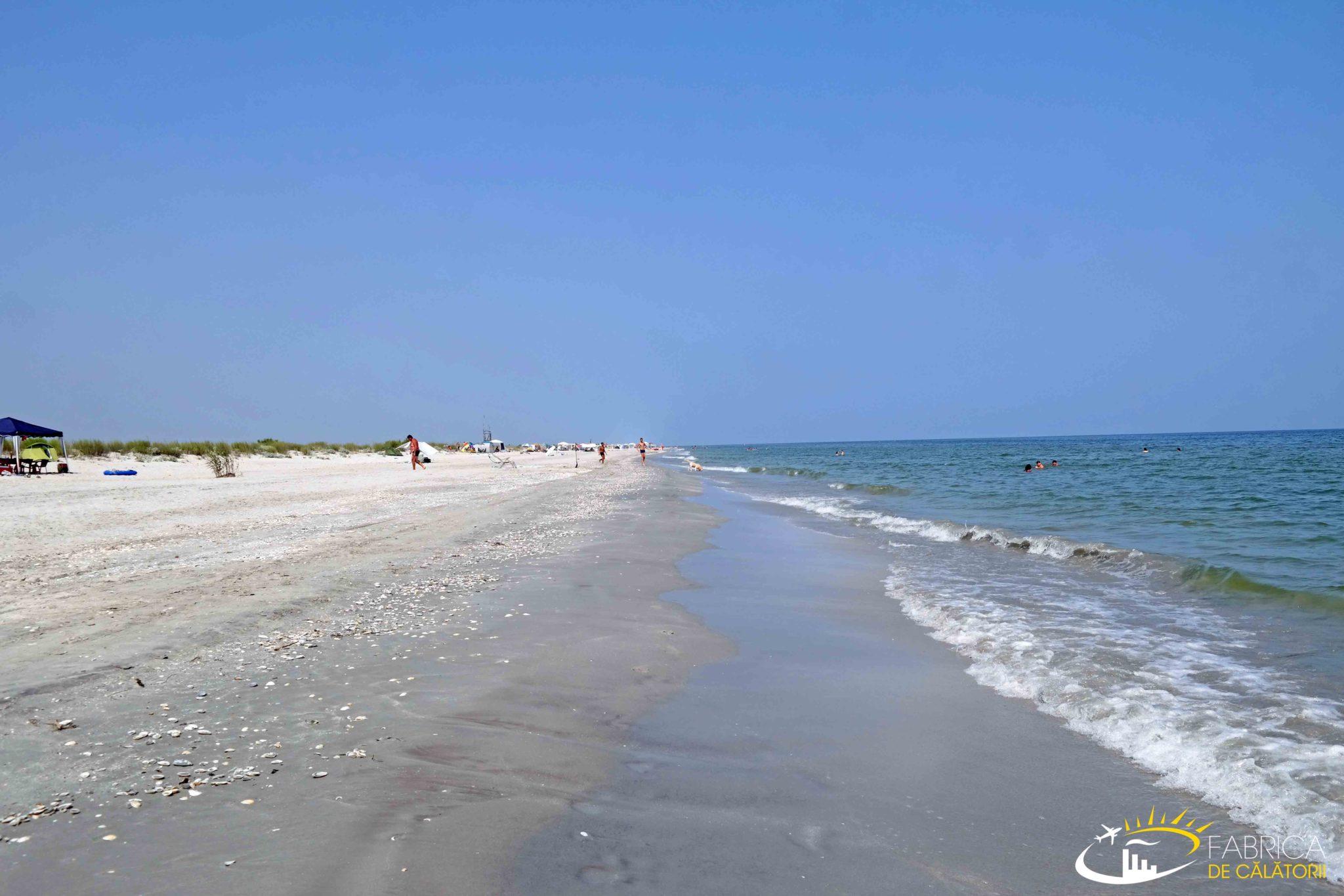 Plaja Corbu și plaja Vadu – cele mai frumoase plaje sălbatice din România