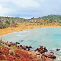 Platja de Cavalleria – cea mai frumoasă plajă din Menorca