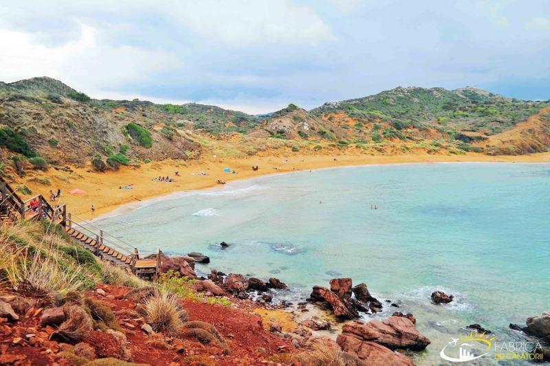 Platja de Cavalleria - Menorca