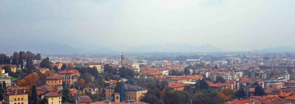 Cum ajungi de la Aeroportul din Bergamo în Milano?