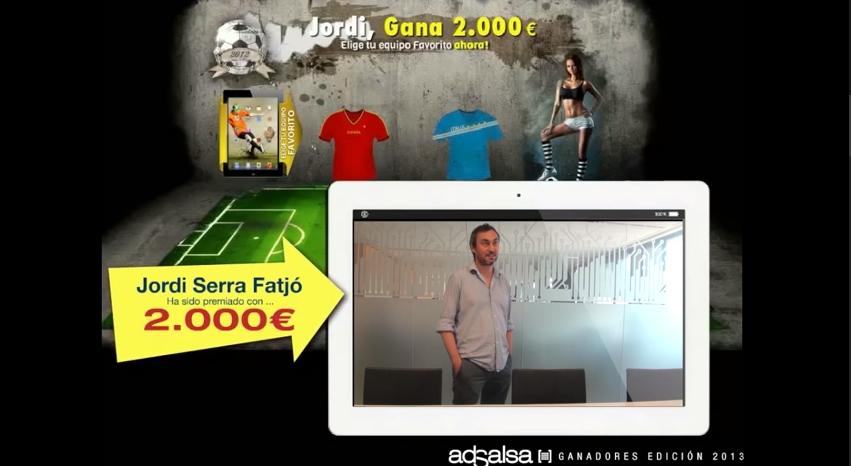 Ganador premio 2.000€