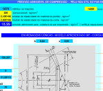 Planilhas de Cálculo: Elementos de Máquina