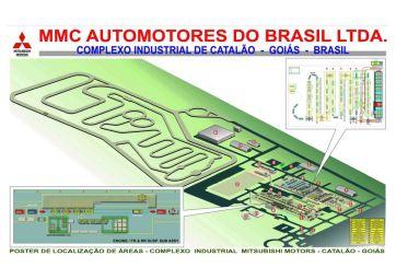 Desenvolvimento de layout industrial 3D 18