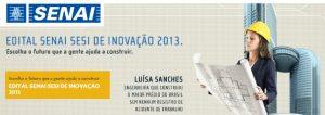 edital senai sesi inovacao 2013