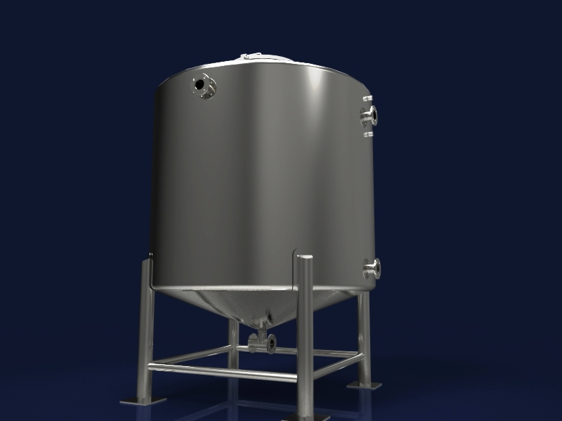Stainless 5000 Ltr 1