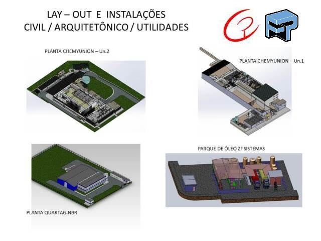 projetos completos layouts industriais instalacoes processo fabricadoprojeto