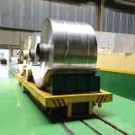 Projeto Solicitado [7 de November de 2016] – Carrinho Transportador de Bobinas de Aço